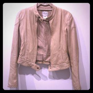 Armani Collezioni 100% leather Jacket size 2